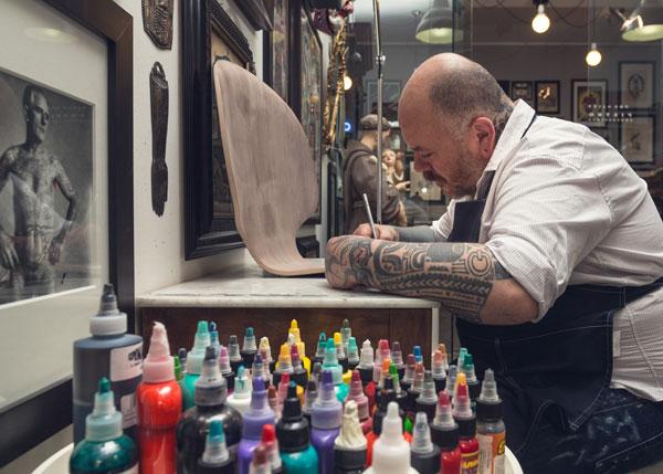 Pietro Sedda tatuatore