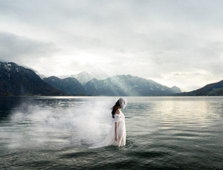 Stefano Bonazzi - donna immersa in acqua